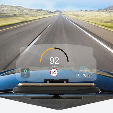Universal Head-Up Display