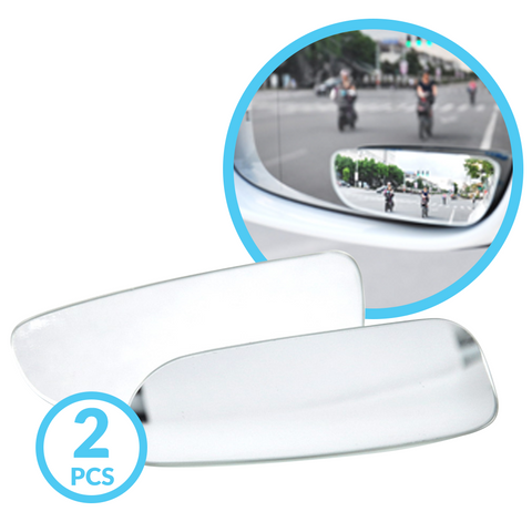 Universal 360 Car Mirror Rear View (2 Pieces)