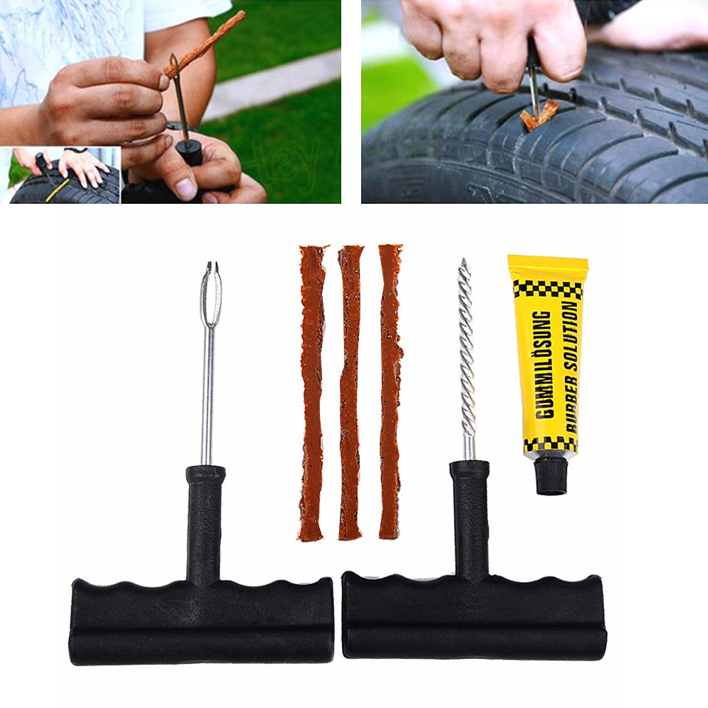 1 Set – Auto Car Tire Repair Kit