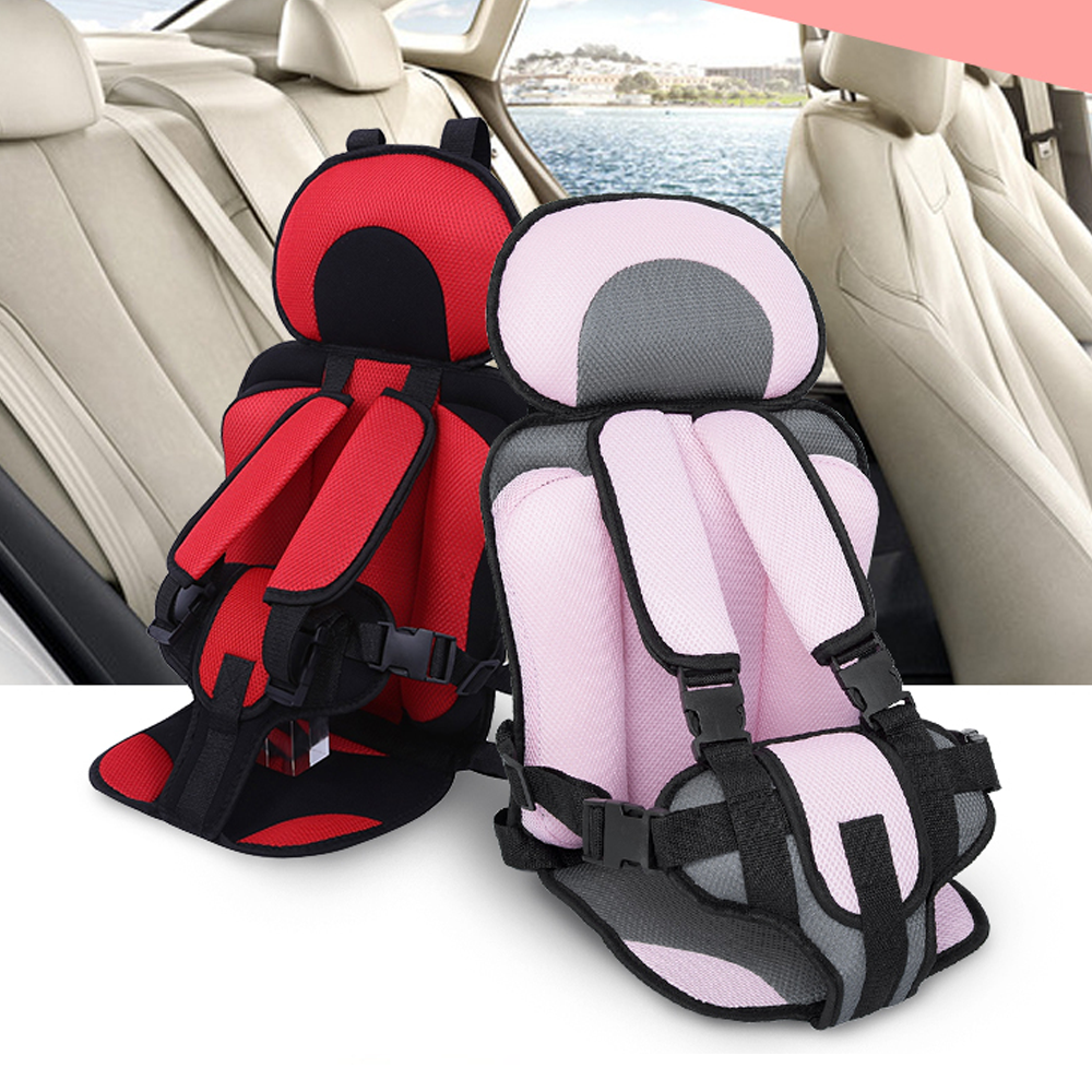 Portable Baby Safety Car Seat – Genius Products