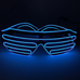 Neon LED Light Party Glasses