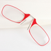 Portable Nose Clip Reading Glasses + Phone Case Free