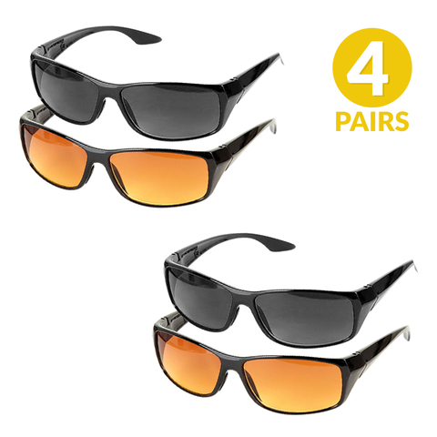 Bundle Offer : 2 sets of Driving Glasses - First at <span class='money'>24.99</span> and second at <span class='money'>19.99</span>