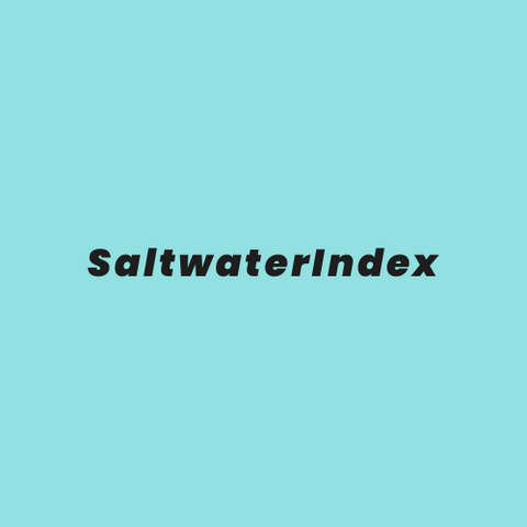 Saltwater Index