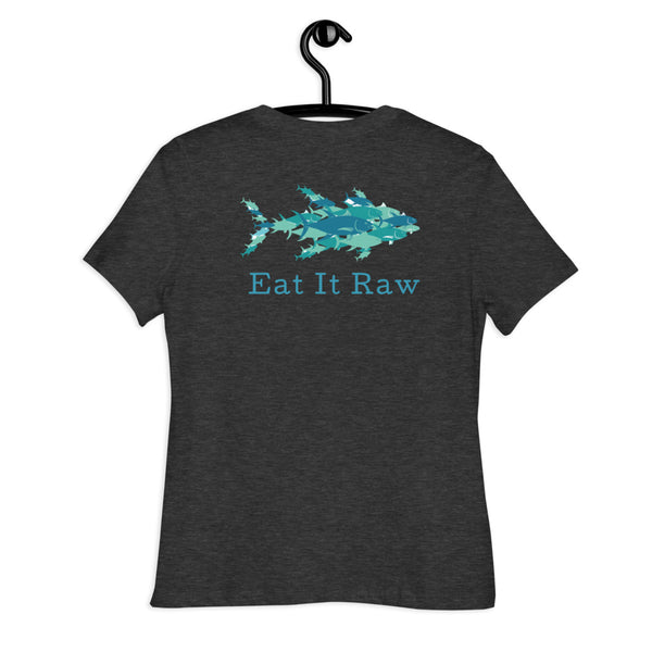 BFT Eat It Raw Ladies Tee