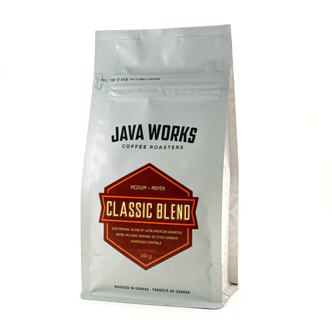 Java Works Classic Blend