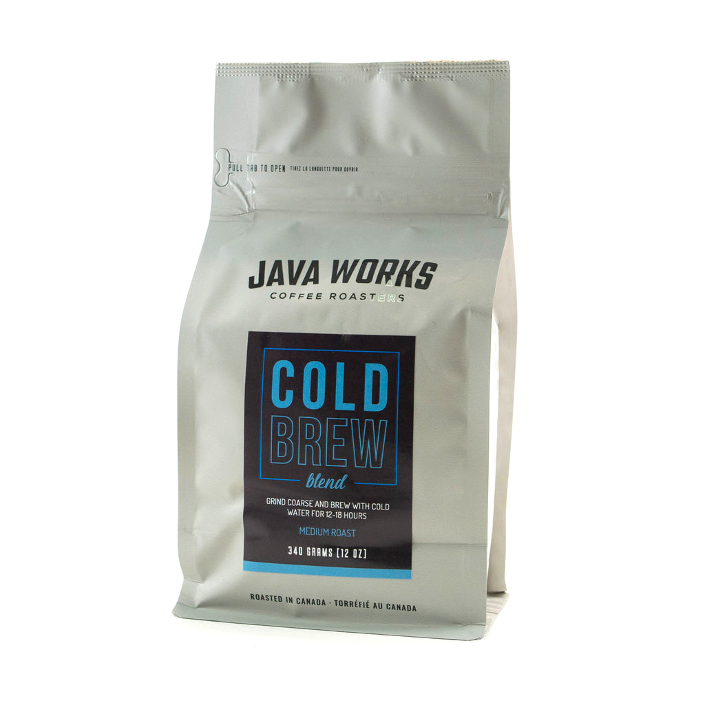 Java Works Cold Brew Blend