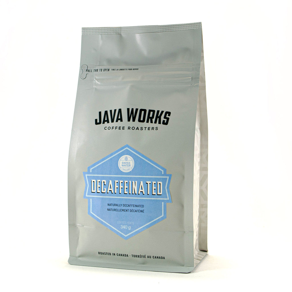 Java Works Swiss Water Decaffeinated