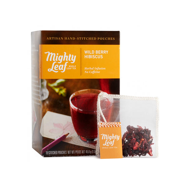 Mighty Leaf Wildberry Hibiscus