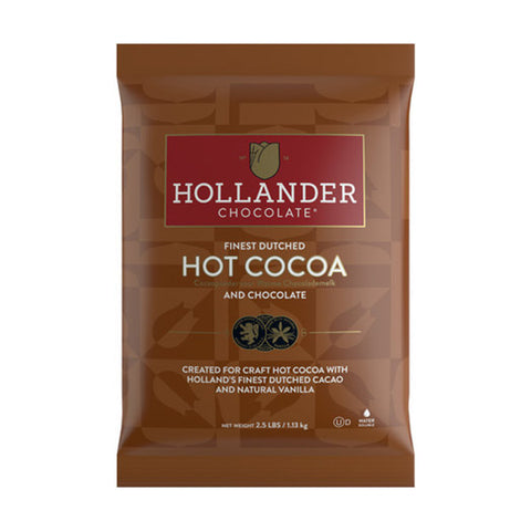 Hollander Dutched Hot Cocoa (1.13 kg)