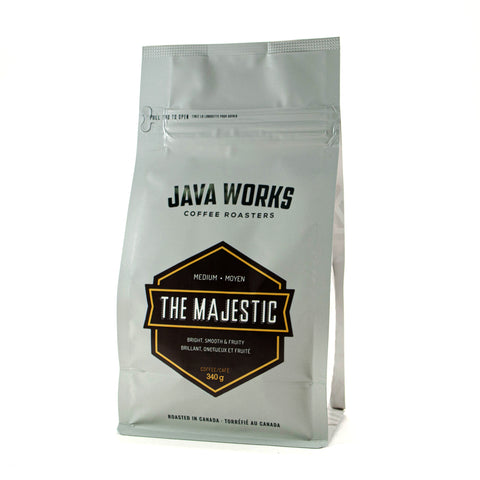 Java Works - The Majestic Premium African Blend