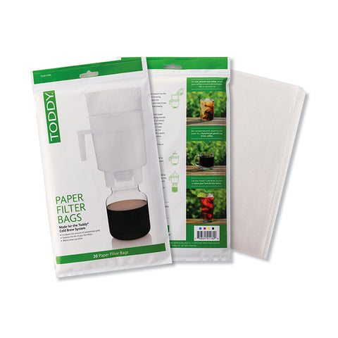 Toddy Paper Filters (Home Model)