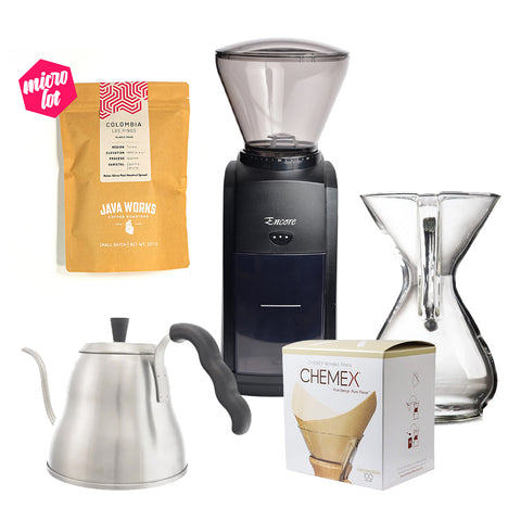 Java Works Chemex Complete Kit