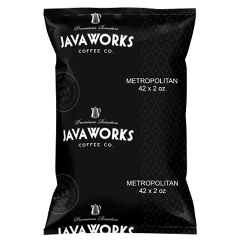 Java Works Metropolitan Blend (2 oz Pouches)