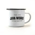 2020 Java Works Enamel Camp Mug (10 oz)