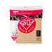 Hario V60-02 Filters - White or Natural (100 pack)