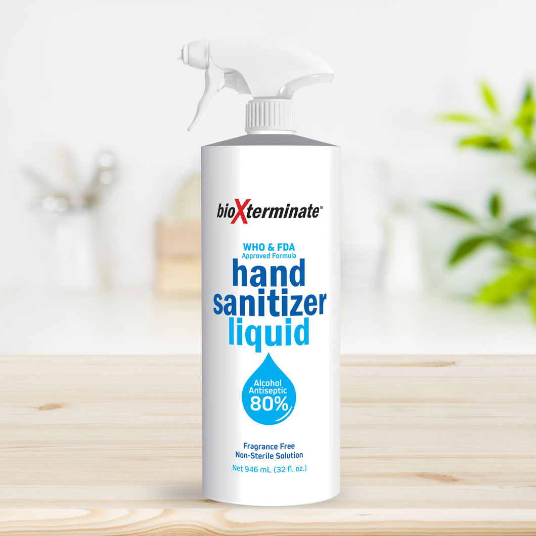 32 oz Hand Sanitizer Liquid