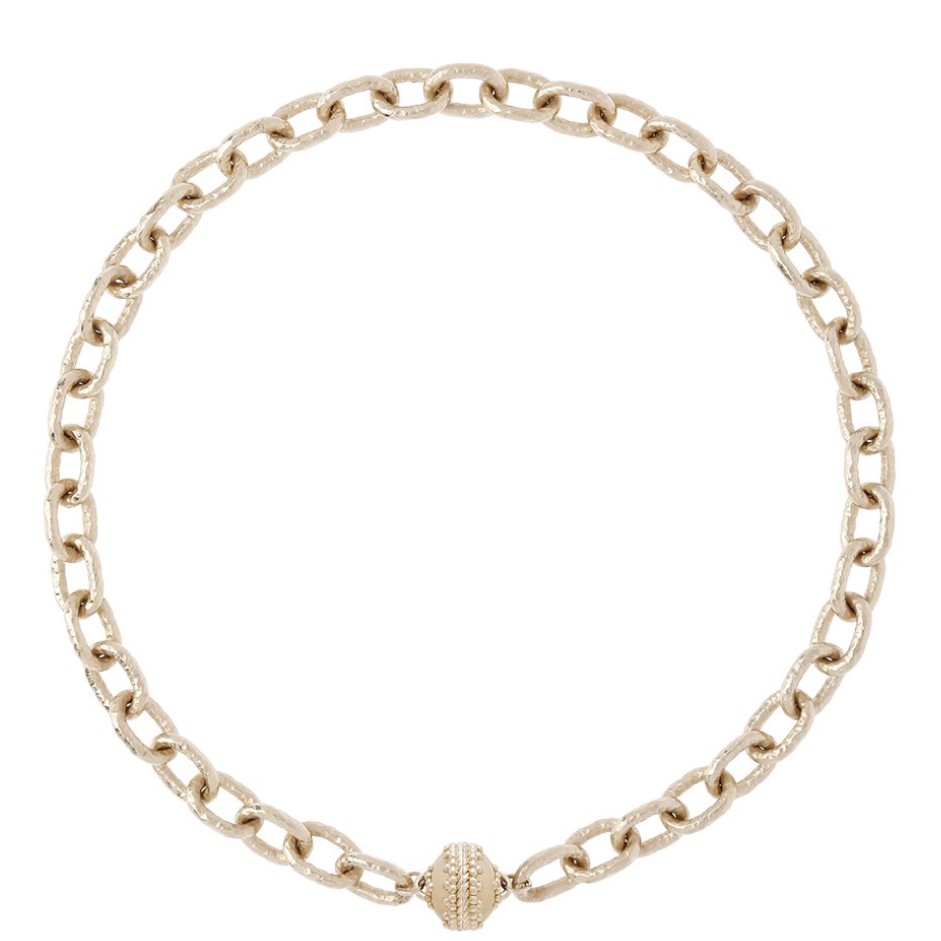 Wabash Single Strand Necklace N2189