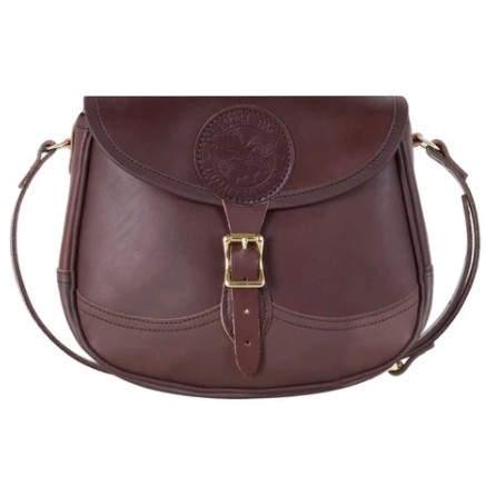 Duluth Pack Classic Leather Purse Medium, Brown