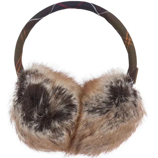 Barbour Faux Fur Carsten Earmuffs