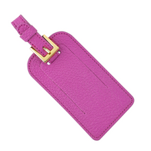 Luggage Tag - Bright Colors