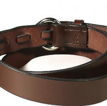 Wiley Brothers Hoof Pick Buckle Leather Belt