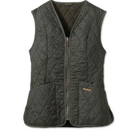 Women's Fleece Lined Vest - Fleece Betty