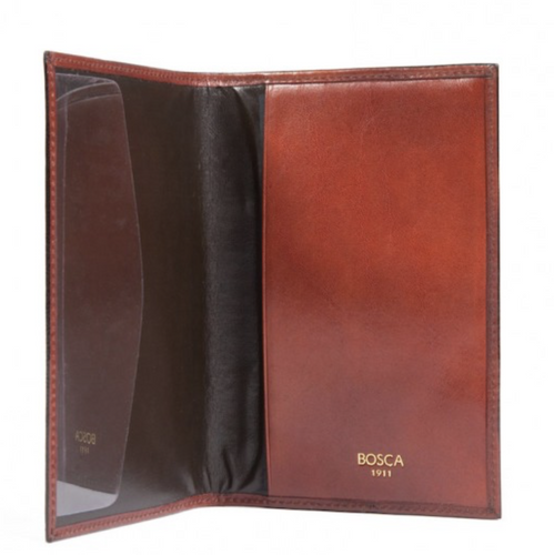Classic Leather Passport Case