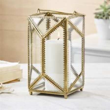 Filigree Lantern/Candle Holder