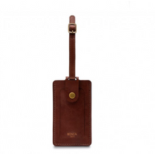 Luggage Tag - Bosca Dolce Leather