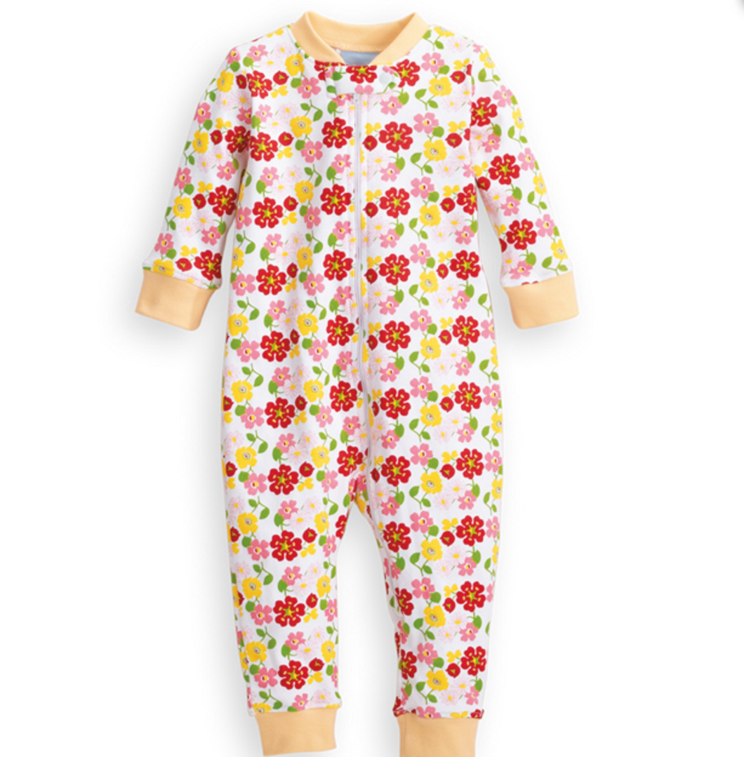 Printed Stretchie Marigold