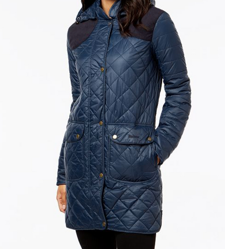 Barbour Greenfinch Quilted Jacket