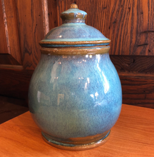 Kitty Williams' Pottery Jar