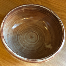 Kitty Williams' Pottery Small Brown Bowl