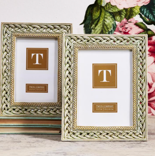 Garden Lattice Picture Frame
