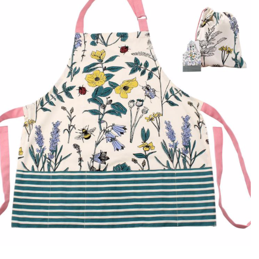 Gardeners Apron in Gift Pouch