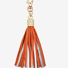 Game Day Tassel Keychain