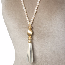 Leather Baja Tassel