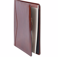 Large Leather Letter Portfolio
