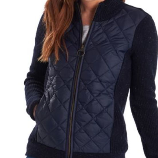 Barbour Dales Knit Women's Jacket