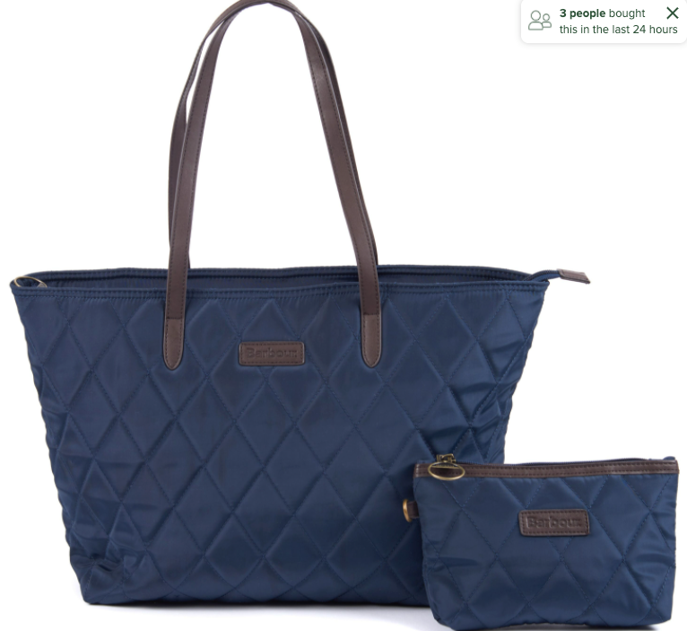 Barbour Witford Tote