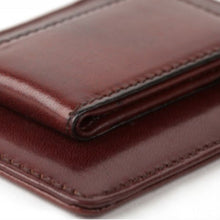 Bosca Deluxe Front Pocket Leather Wallet