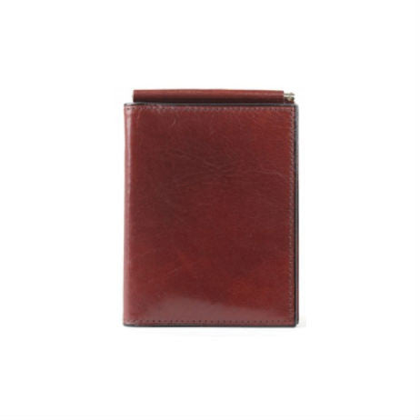 Money Clip with Pocket