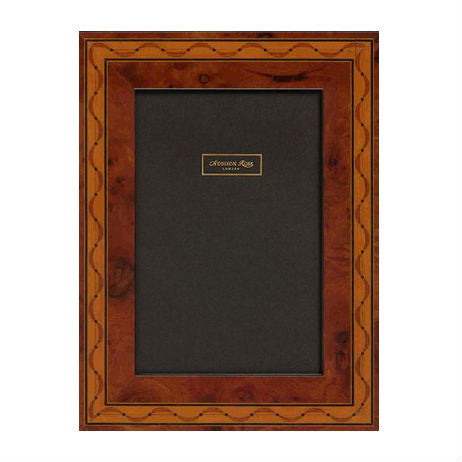 Ribbon Inlay Frame
