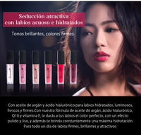 Brillo Labial Esplendor Color Sexy Laberinto Rosa