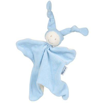 Keptin Jr Toddel Rattle - Boyo Blue  Rattles and Comforters Keptin Jr green child of mine