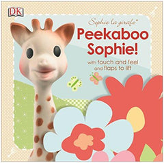 Sophie la girafe: Peekaboo Sophie!  book Generic Green Child Of Mine