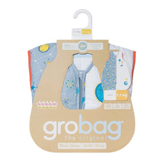 Grobag to the Moon Baby Sleep Bag (18 to 36 Months 1 tog) Moon 1 tog   Grobag green child of mine