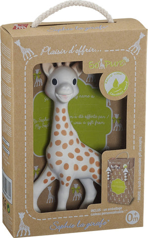 Sophie la girafe So Pure Teether  Teethers Sophie la girafe Green Child Of Mine