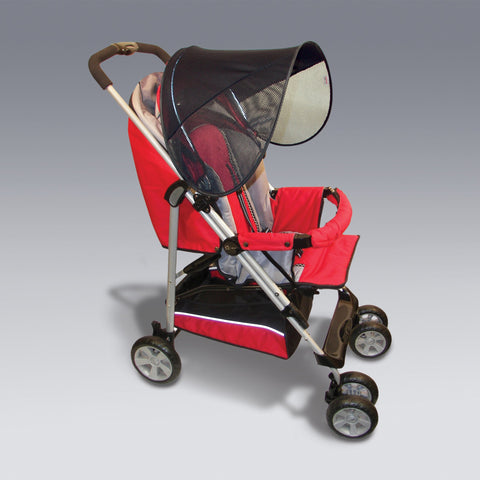 Diono Seat Shade Sun Protection for Car Seats and Pushchairs npram